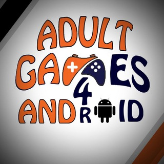 Telegram channel Adult Games For Android Only logo