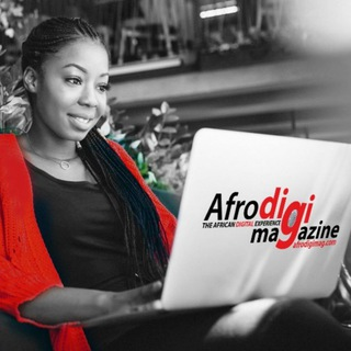 Telegram channel Afrodigimag.com | INFOS logo