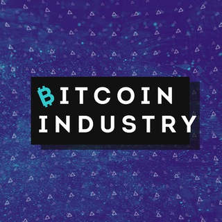 Telegram channel Bitcoin Industry logo