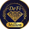 Telegram channel DeFi Million logo