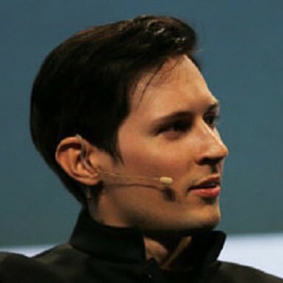 Telegram channel Durov's Channel logo