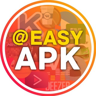 Telegram channel 📲 Easy APK logo