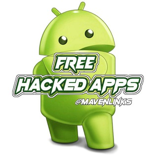 Telegram channel Free Hacked Android Apps logo