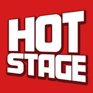 Telegram channel 🔥 HOT STAGE ❤  logo