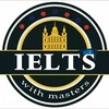 Telegram channel IELTS With Masters logo