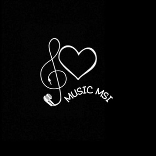 Telegram channel MUSIC - MSI ❤ logo