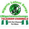 Telegram channel 🇳🇬 Nigeria Latest Songs 🎧 logo