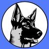 Telegram channel Planet of dogs logo