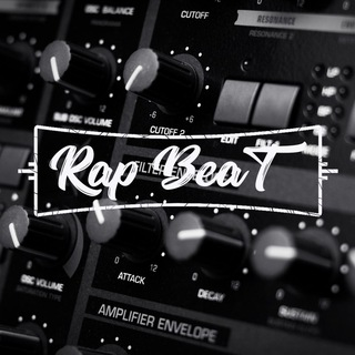 Telegram channel Rap x Hip-Hop Beats logo