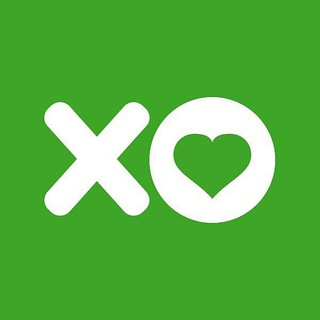 Telegram channel XOXO, Marketing girl logo