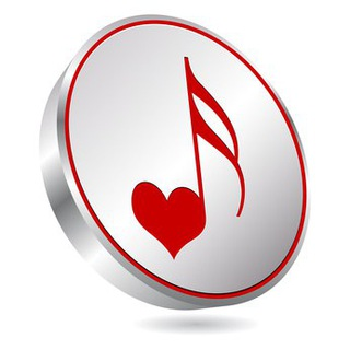 Telegram channel English songs and lyrics logo