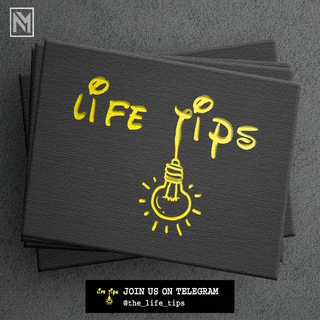 Telegram channel LIFE TIPS logo