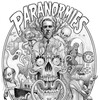 Telegram channel The Paranormies Present logo