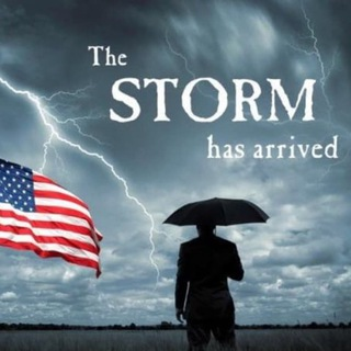 Telegram channel The Storm Is Here 🇺🇸 logo