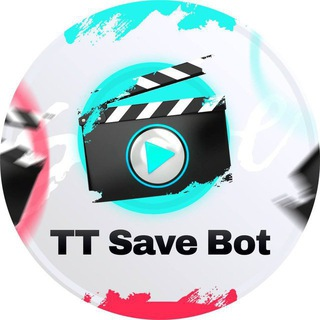 Telegram channel TT Save Bot logo