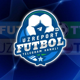 Telegram channel 📺 Futbol Uzreport TV (RASMIY KANAL) logo