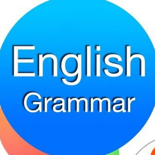 Telegram channel English Grammar Vocabulary ™ logo