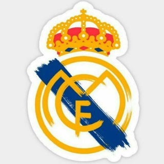 Telegram channel Real Madrid C.F. logo