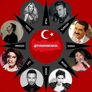 Telegram channel [TurkishMusicDl] logo